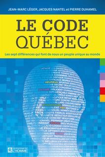 Page couverture du Code Québec